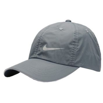 NIKE Fashion Casual Sport Cool Golf Baseball Cap Hat Grey