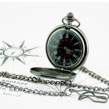 Father Gift Father's day gift from son Father's day gift from daughter Gift for men Personalized gift for Dad Pocket watch gift for Dad gift