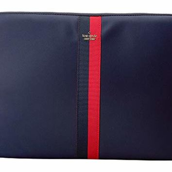 Kate Spade New York Varsity Stripe Nylon Universal Laptop Sleeve Laptop Cases