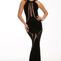 Jovani Fitted Gown
