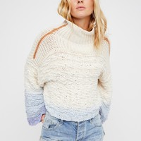 Free People Calm Waters Pullover