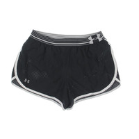Under Armour Womens Perforated Fitted Shorts