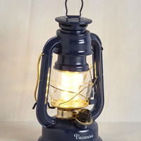 Travel Try as I Light Lantern in Midnight by ModCloth