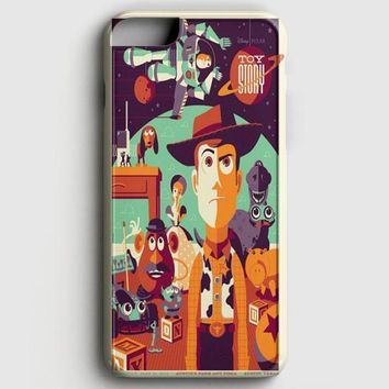 Toys Story Woody Film Art Disney Poster iPhone 6 Plus/6S Plus Case