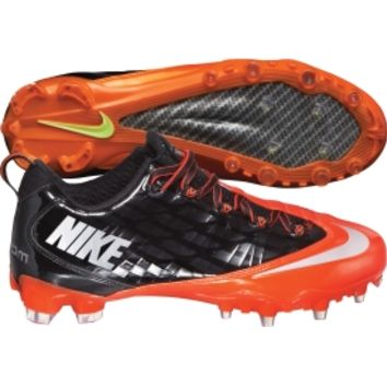Nike Men's Zoom Vapor Carbon Fly 2 TD Football Cleat - Black/Orange | DICK'S Sporting Goods
