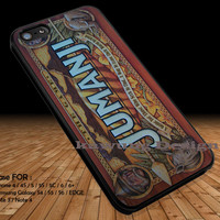 Board Game Jumanji iPhone 6s 6 6s+ 5c 5s Cases Samsung Galaxy s5 s6 Edge+ NOTE 5 4 3 #art DOP261