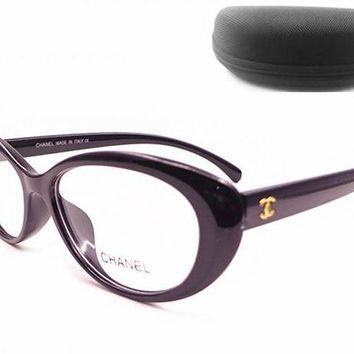 DCCKCO2 Chanel Women Fashion Popular Shades Eyeglasses Glasses Sunglasses [2974244369]