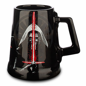 disney parks star wars the force awakens kylo ren ceramic coffee mug new