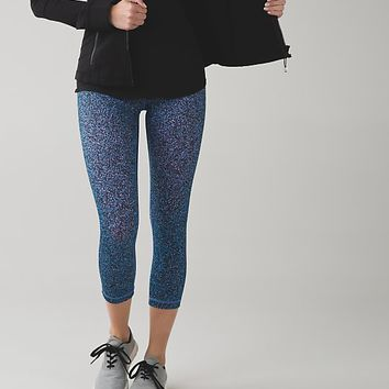 wunder under crop iii *full-on luon | women's yoga crops | lululemon athletica
