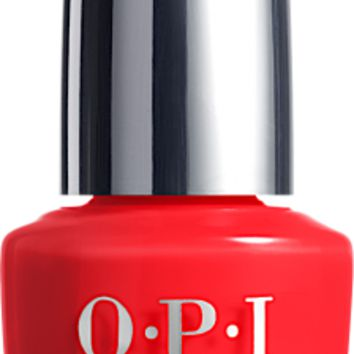 OPI Infinite Shine - Unrepentantly Red - #ISL08