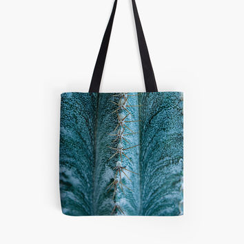 'Cactus photography 3' Tote Bag by VanGalt