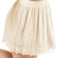 Crocheted Lace Skirt - Balera