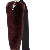 Miu Miu 'Trick Key' Genuine Rabbit Fur Bag Charm | Nordstrom