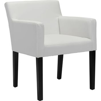Franklin Dining Chair, White