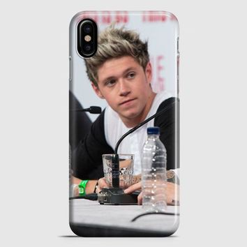 Niall Horan Louis Tomlinson And Harry Styles iPhone X Case