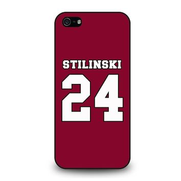 TEEN WOLF STILINSKI 24 iPhone 5 / 5S / SE Case Cover