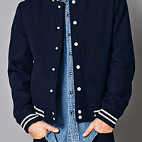 Prep School Varsity Jacket