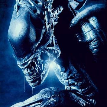 Aliens Vs. Predator: Requiem 27x40 Movie Poster (2007)