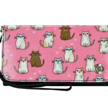 Cat Smartphone Wallet