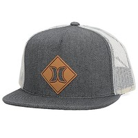 Hurley Diamond Icon Trucker Hat