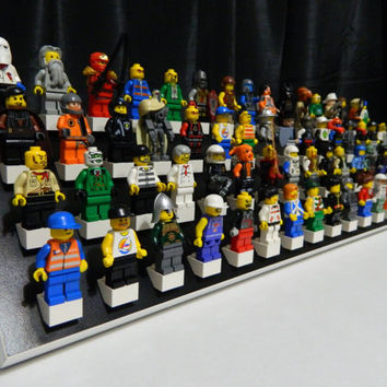 Handmade stand Display for LEGO minifigure
