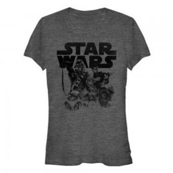 Star Wars Group TShirt (Women's)