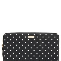 kate spade new york 'classic nylon - mini pavilion' laptop sleeve - Black (13 Inch)
