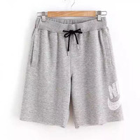 Nike Casual Sports Summer Cotton Pants Shorts [9571151367]