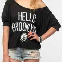 Urban Outfitters - Sportique Hello Brooklyn Dolman Tee
