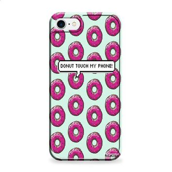 donut touch my phone iPhone 6 | iPhone 6S case