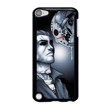 MICHAEL MYERS VS JASON iPod Touch 5 Case Cover