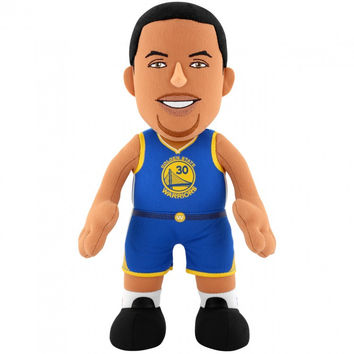 "BLEACHER CREATURES STEPH CURRY 10"" PLUSH FIGURE"