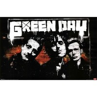 Green Day - Brick Poster