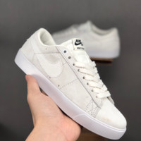 HCXX 19June 103 NIKE SB BLAZER ZOOM LOW GT Women and Men Board Shoes