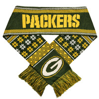 Green Bay Packers Scarf - Lodge - 2016