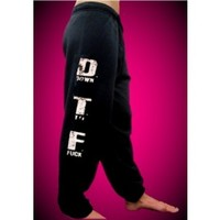D.T.F. Sweatpants 13