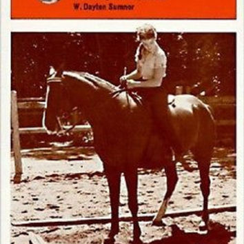 Breaking Your Horse's Bad Habits by W. Dayton Sumner (1977)