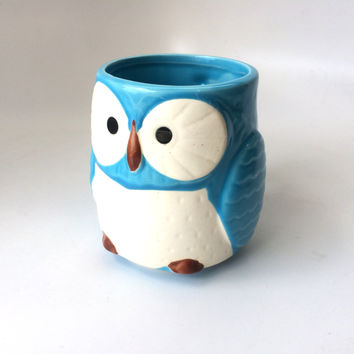 Owl Mugs (multiple colors available)