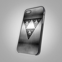 Zelda Triforce Nintendo - For IPhone 5 Black Case Cover