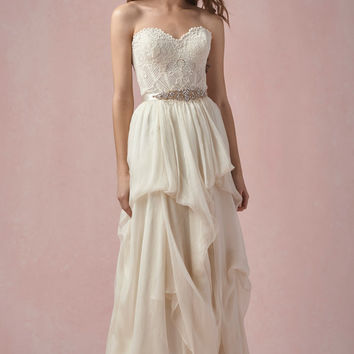 Willowby by Watters Bianca 55131 Wedding Corset