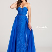 Ellie Wilde EW118143- Royal Blue