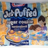 Kraft Jet-puffed Marshmallows - Sugar Cookie Flavor - 8 Oz. Bag