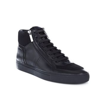 Hugo by Hugo Boss Black Futurism Mid-Rise Trainer