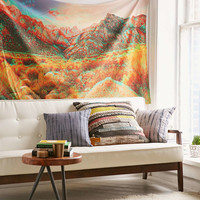 4040 Locust Sierra 3-D Tapestry - Urban Outfitters