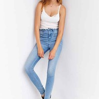 BDG Seamed High-Rise Jean - Jacques- Vintage Denim Light