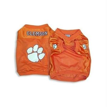 PEAPYW9 Clemson Tigers Alternate Style Dog Jersey