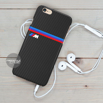 Bmw Carbon M Logo iPhone Case Cover Series