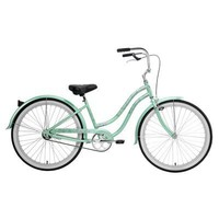 Cruiser in Sea Foam Green