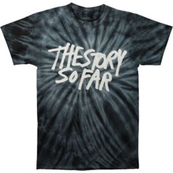 Story So Far Logo Tie Dye T-shirt - Rockabilia