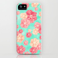 Blossoms iPhone & iPod Case by Lisa Argyropoulos | Society6